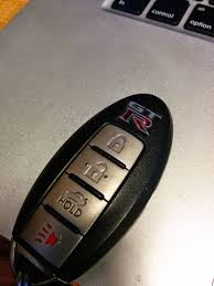 nissan key fob battery post up your keys cars