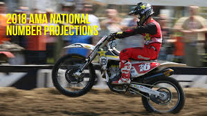 what channel is ama motocross on 2018 ama national number projections round 3 motocross feature