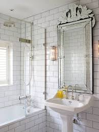 contemporary pottery barn bathroom mirrors mirror houzz throughout