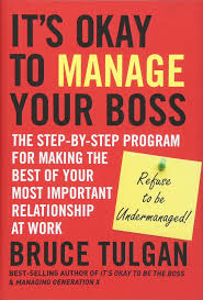 Thank You Letter Boss For The Opportunity it s okay to manage your boss the step by step program for making