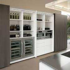 mobile credenza cucina dispensa cucina contemporanea attrezzature interne