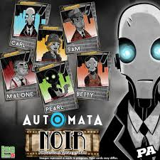 Design This Home Game Play Online by Announcing Automata Noir U2014 Level 99 Games