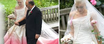 33 of the most iconic celebrity wedding dresses in history