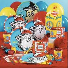 dr seuss party supplies dr seuss birthday pary decorations kids party supplies and