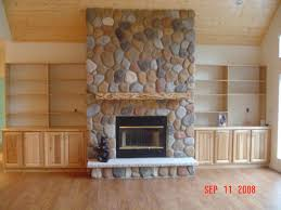 fireplace designs u2013 hoeft construction company custom home