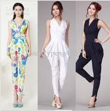 white jumpsuits and rompers for rompers womens jumpsuit 2015 white navy blue ruffles
