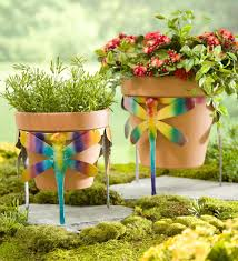 plant stand decorative outdoor plant holders wall holder