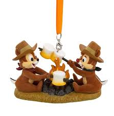 ornament chip and dale roasting marshmallows