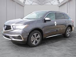 Acura Mcx New 2017 Acura Mdx Sh Awd Sh Awd 4dr Suv In Chattanooga Ac1511