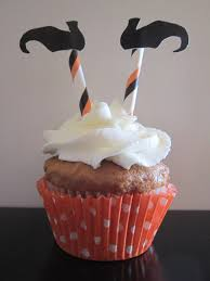 witch legs shoe halloween cupcake topper