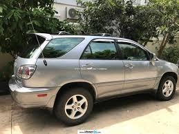 lexus rx300 review 2004 rental cars own driving lexus rx300 suv in phnom penh on khmer24 com