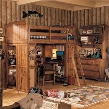bedroom rustic bedroom ideas dark brwon wooden furniture set