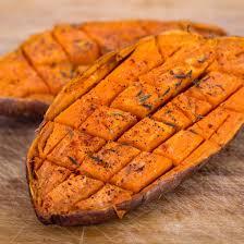 patate douce cuisine recette patates douces au four