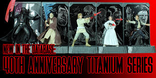 a guide to star wars titanium 40th anniversary figures