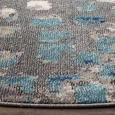 Blue Area Rugs Bungalow Crosier Grey Light Blue Area Rug Reviews Wayfair