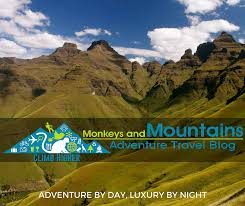 mountains images Monkeys and mountains adventure travel jpg