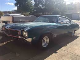 Buick Muscle Cars - 1968 buick skylark for sale on classiccars com 10 available