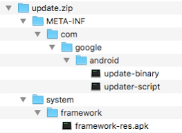 res apk fastboot corrupt framework res apk causes boot loop in kitkat