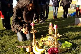 Celebration In Uk Sun Shines On Tamil Youth S Pongal Celebrations Tamil
