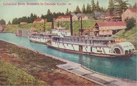 Portland City Flag West U0027s First Floating Bordello Was In Portland Offbeat Oregon