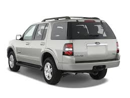 2008 ford explorer reviews and rating motor trend
