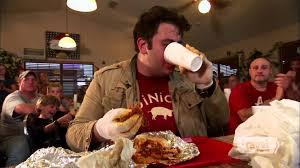 Man V Food The Shut Juice Challenge YouTube - Man v food kitchen sink