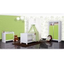 babyzimmer grün babyzimmer felix in weiss grün 19 tlg mit 2 türigem kl sleeping