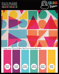 color palette ideas for websites a bright colour palette inspired by a marcus walters print at
