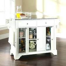 kitchen island cart granite top portable kitchen island with granite top kitchen room marvelous