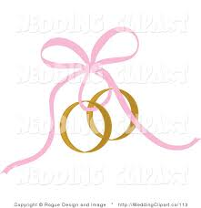 Wedding Ring Clipart by Pink Wedding Ring Clipart 48