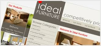 Ideal Furniture Spain Andalucia Web Solutions Case Studies - Ideal furniture