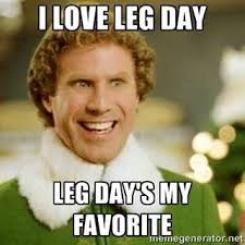 Leg Day Meme - leg day quotes popsugar fitness photo 5