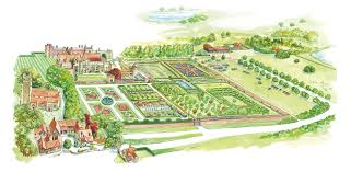 Peyton Colorado Map by Interactive Garden Map Penshurst Place Uk Pinterest Garden