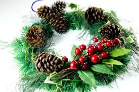 how to m how to make an evergreen wreath 9 steps with pictures wikihow