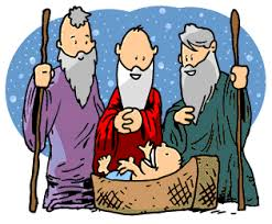 epiphany twelfth day three kings day postcards ecards and