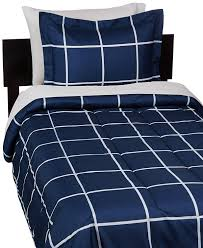 X Long Twin Bedding Sets by Amazon Com Amazonbasics 5 Piece Bed In A Bag Twin Twin Extra