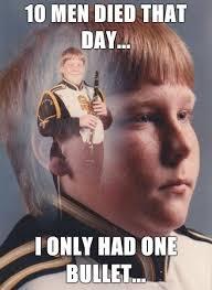 Clarinet Boy Meme Generator - image 47910 ptsd clarinet boy know your meme
