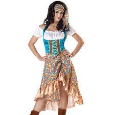 gypsy fortune teller halloween costume female halloween costumes