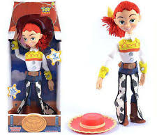 woody toy story 3 pull string jessie 38cm talking action figure