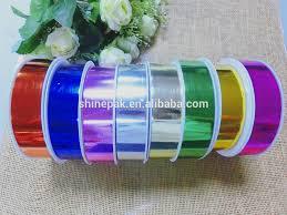 plastic ribbon 2015 new design metallic plastic ribbon plastic ribbon rolls buy