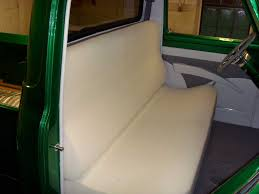 Ford Truck Upholstery Where Can I Buy A Rod Style Bench Seat Ford Truck