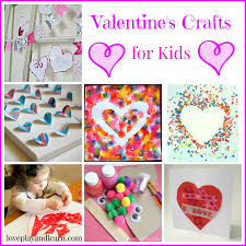 valentine u0027s day crafts for toddlers fun and easy heart craft and