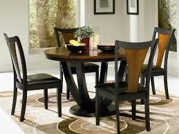 kitchen round kitchen table sets and 22 black wooden espresso