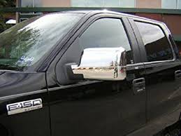 ford f150 truck 2005 amazon com ford f 150 chrome mirror covers fits 2004 2005 2006