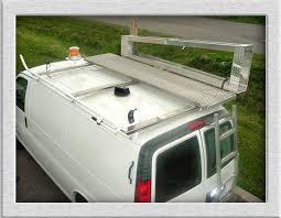 Cargo Van Shelves by Halrai Aluminum Upfitting Solutions Partitions Shelves