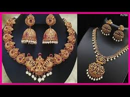 new one gram gold jewellery designs one gram gold jewellery sets