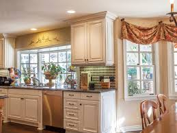 creative ideas for kitchen window curtains