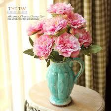 peonies flower delivery peonies in green vase peonies flower delivery