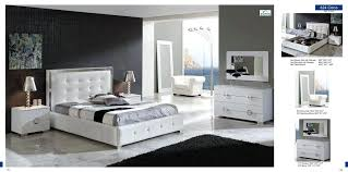 contemporary white bedroom set white contemporary bedroom
