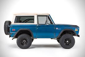 ford bronco 1969 ford bronco u0027patina u0027 by cfb hiconsumption